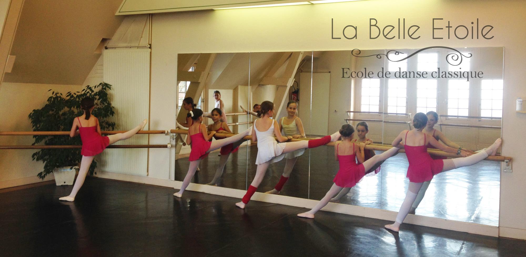 Deb2 3 ecole de danse et gym for Danse classique adulte