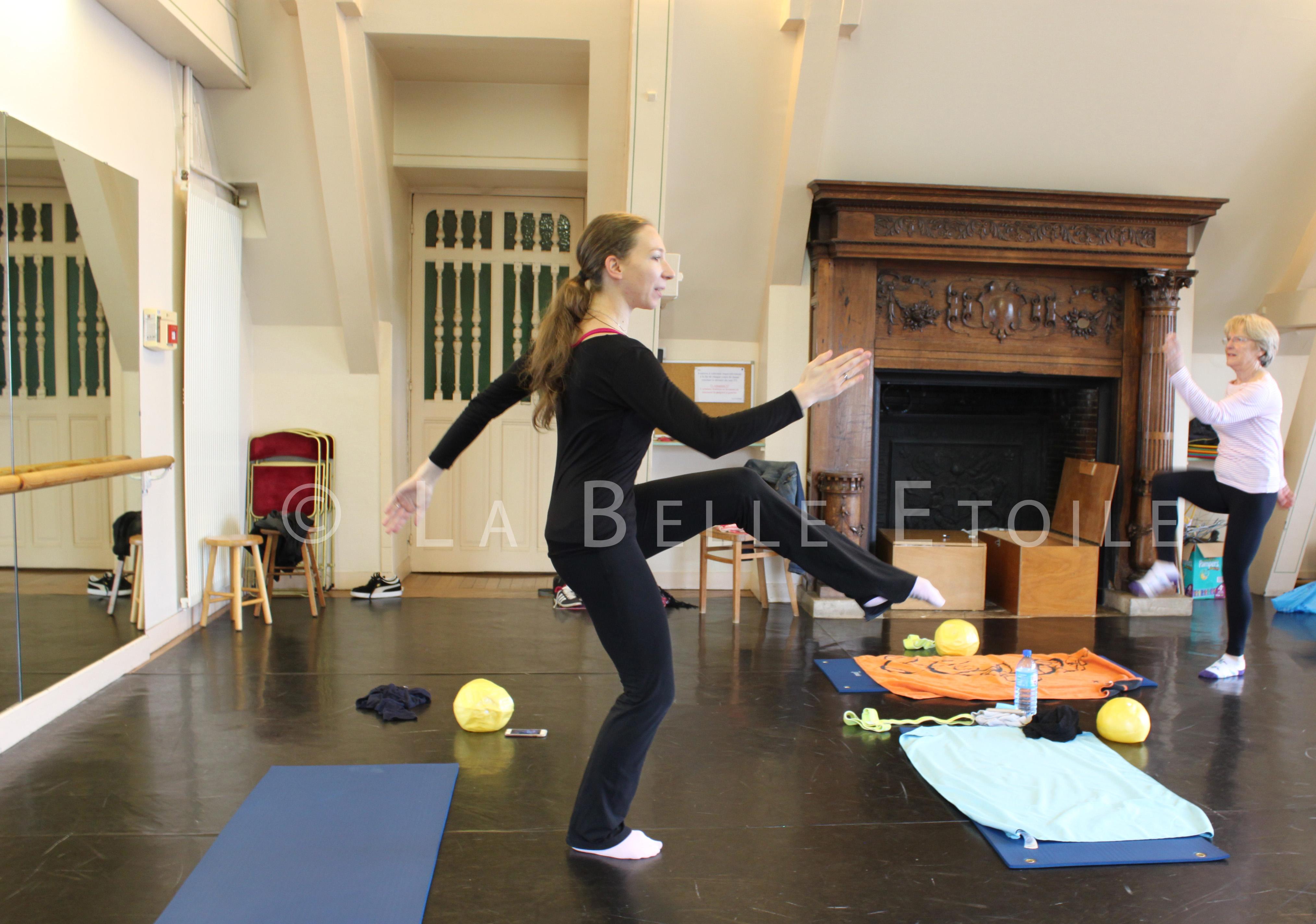 Gymnastique adultes ecole de danse et gym for Danse classique adulte
