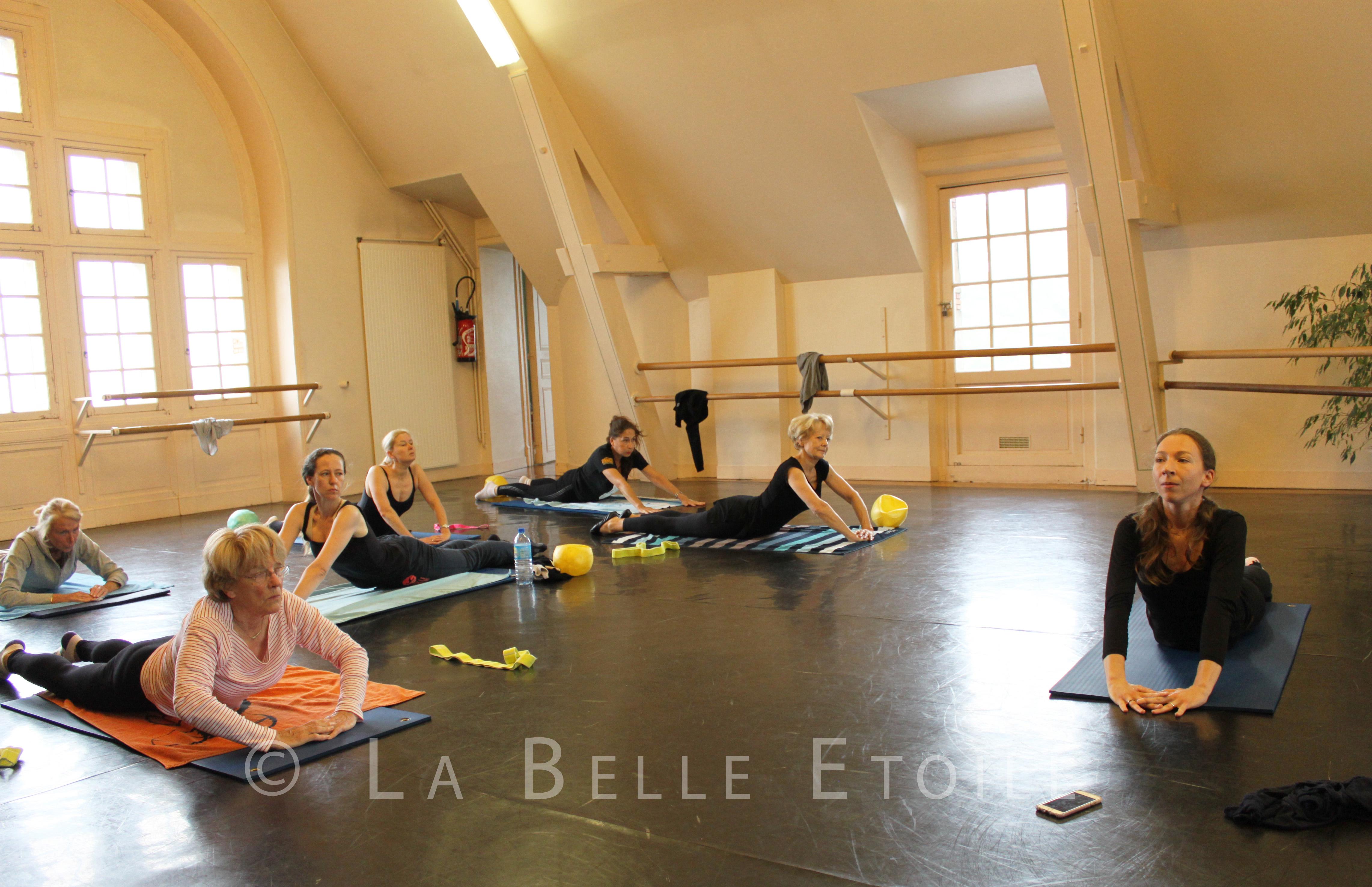 Gymnastique adultes ecole de danse et gym for Cours de danse classique pour adulte